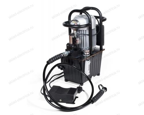 Помпа электрогидравлическая с функцией удержания давления одностороннего действия ПМЭ-7050У (КВТ)