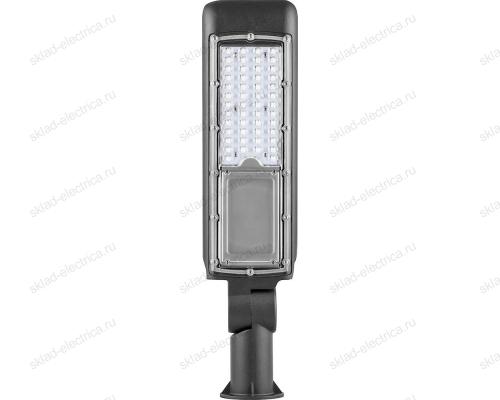 Светильник светодиодный консульный уличный ДКУ 30 Вт КСС Ш IP65 (SP2818) FERON