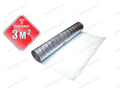 Теплоизоляция для теплого пола 3 кв.м Thermo